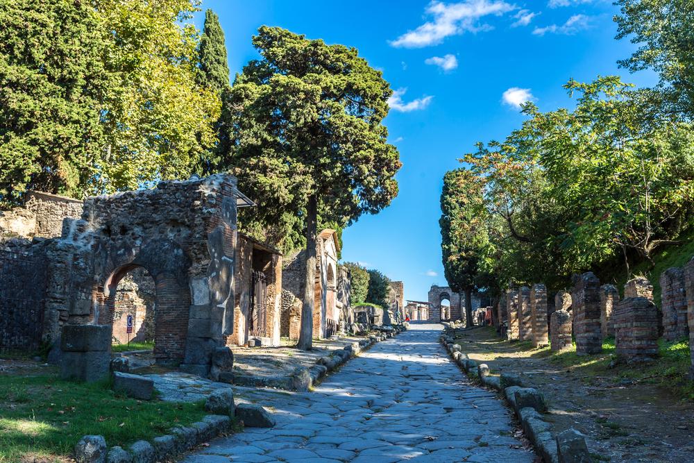 Groepsreis Pompei